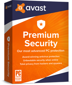 Avast Premium Security 1PC 250